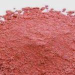 Красная глина. Свойства и применение